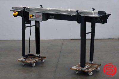 Preferred Packaging 72F Flighted Infeed Conveyor - 080520090910