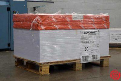 Soporset Premium Opaque Offset Assorted Paper - 081820073740