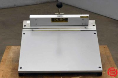 Stoesser Register Systems Plate Punch - 081220010640