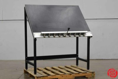 Stoesser Register Systems Plate Punch - 081920072650