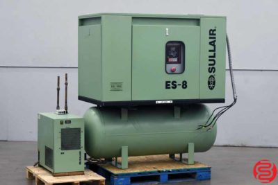 Sullair Sr-100 Air Compressor - 082420091540