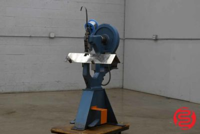 Acme Interlake Model A Flat Book / Saddle Stitcher - 090320114910