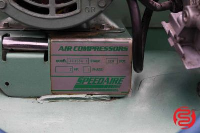 Speedaire 20 Gal 2 HP Air Compressor - 090420082830