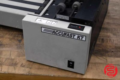 Accufast KT Tabbing Machine - 090420101630