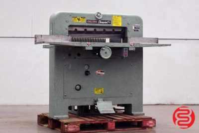 Challenge 305 MB Hydraulic Paper Cutter - 090520104210