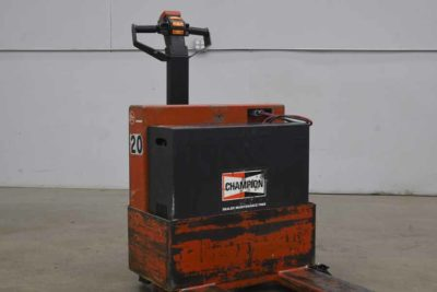 BT Prime-Mover PMX Electric Pallet Jack - 090820084730