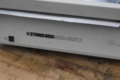 Standard Bind-Fast 5 Perfect Binder and Padder - 090820095810