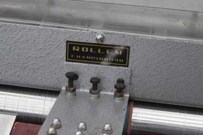 Rollem Champion 990 Perf Slit Score Machine - 090820113325