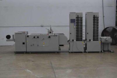 Standard Horizon VAC-100 20 Bin Booklet Making System - 090820021530