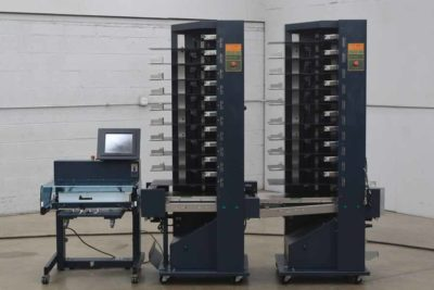 CP Bourg BST 10 20 Bin Collating System - 090920095450