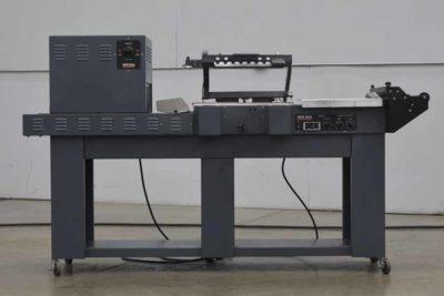 Heat Seal HS-115 Shrink Wrap System w/ Magnetic Lockdown - 090920101320