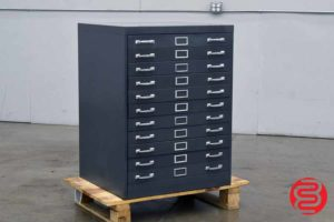Flat Filing Cabinet - 091020082240