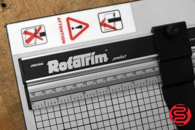 Rotatrim Monorail 48 Paper Trimmer - 091120092720