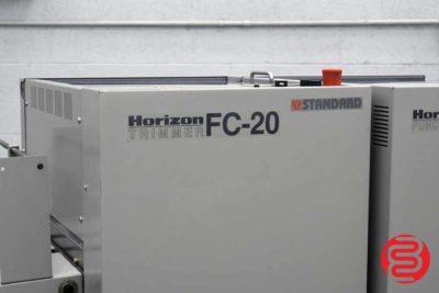Standard Horizon VAC-100 20 Bin Booklet Making System - 091820115940