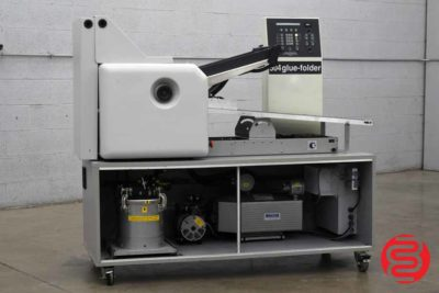 Glue-Folder 504 Self Mailer Machine - 092120100240