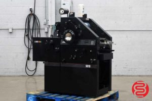 AB Dick 9810 Two Color Offset Press - 092120110130