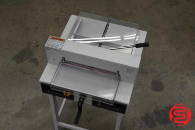Triumph Ideal 3915 Paper Cutter - 092120114240