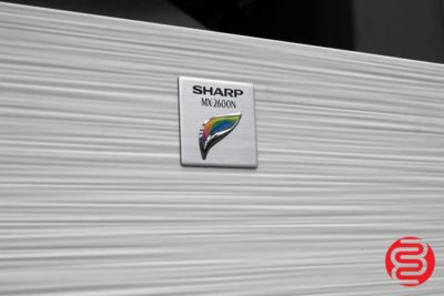 Sharp MX-2600N Digital Press - 092220075740