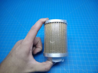Prism Hydraulic Oil Filter - P02-000288