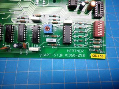 Circuit Board X1060-29B-1 - P02-000301