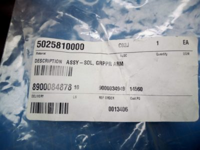 Assembly Solenoid - P02-000309
