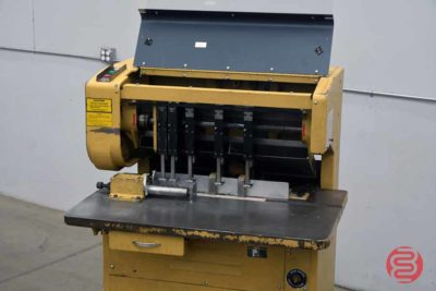 Challenge MS10 Five Spindle Hydraulic Paper Drill - 101420083110