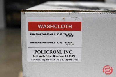 Washcloths For Komori Rollers - 102620082650