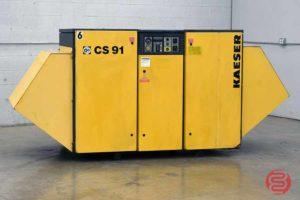 Kaeser CS 91 75hp Rotary Screw Air Compressor - 102920112720