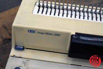 GBC Image-Maker 2000 Comb Binding Machine - 092820081320