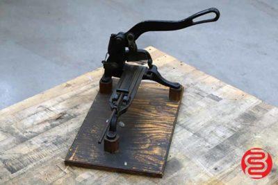 Slide Rule Cutter - 092920093900