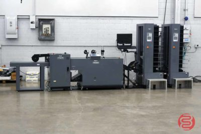 2012 Duplo System 5000 20 Bin Booklet Making System - 111320114150