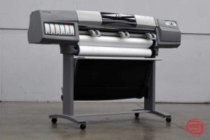 HP DesignJet 5000 42in Plotter Large Format Printer - 110320093140