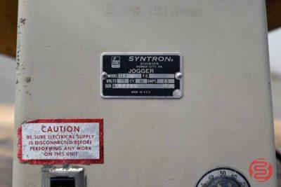 Syntron TJ-1 C Paper Jogger - 110320113530