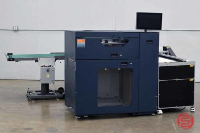 2017 Rollem Rollaway 24in Perf Slit Score System w/ Right Angle and BSF Sheet Feeder - 110420032940