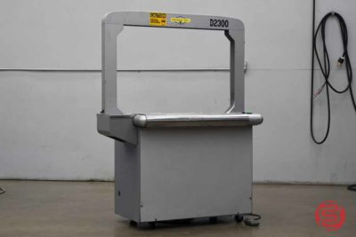 Dynaric D-2300 Automatic Strapping Machine - 111220015510