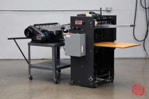 Rollem Champion 990 Perf Slit Score Machine - 112320023720