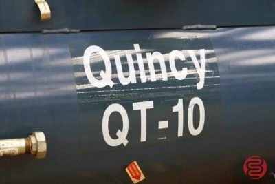 1997 Quincy QT-10 Air Compressor - 120520104810