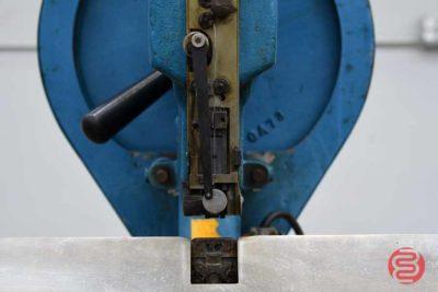 Acme Interlake Model A Flat Book / Saddle Stitcher - 120720015010