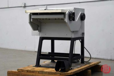 Renz Super-500 Wire Binding Punch/Perforation Machine - 121620105420