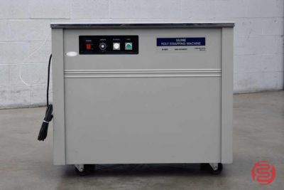 2015 Uline Model H-959 Poly Strapping Machine - 010721030000