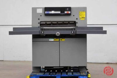 Challenge 305 MPC Hydraulic Programmable Paper Cutter - 010521101520