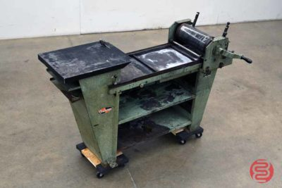 Challenge Reproduction Proof Press Model 15M - 011221103950