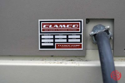 Clamco Model 110 Table Top Shrink Wrap System- 010621015610