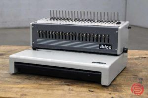 GBC Ibico E-KOMBO Electric Comb Punch / Binder - 011821113520