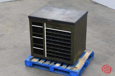 Hamilton Iron Top Galley Cabinet - 010421021210
