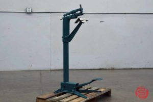 Manual Saddle Stitcher - 011621110620