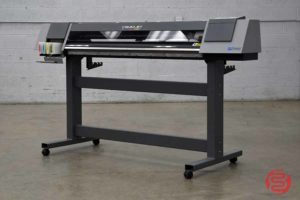 Roland CJ-70 Camm Jet Wide Format Printer and Cutter - 011921124420