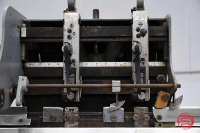 Rosback 201 Book Binding Saddle Stitcher - 010621023150