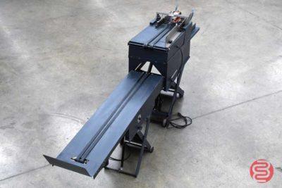 Suspension Strate Flo Envelope Feeder w/ Conveyor - 010621091330