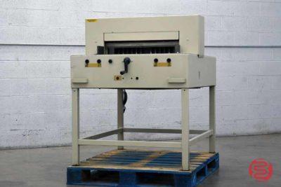 Triumph Ideal 6550 Paper Cutter - 010621083810